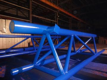 здание Pre-Инджиниринга стальное модульное с легкой сталью стойкости агрегата